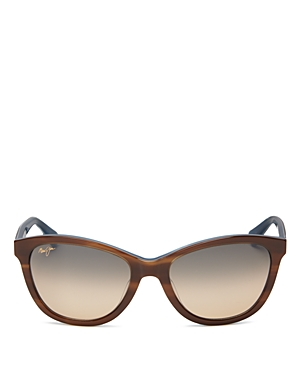 Maui Jim Women\\\'s Canna Polarized Cat Eye Sunglasses, 54mm-Jewelry & Accessories