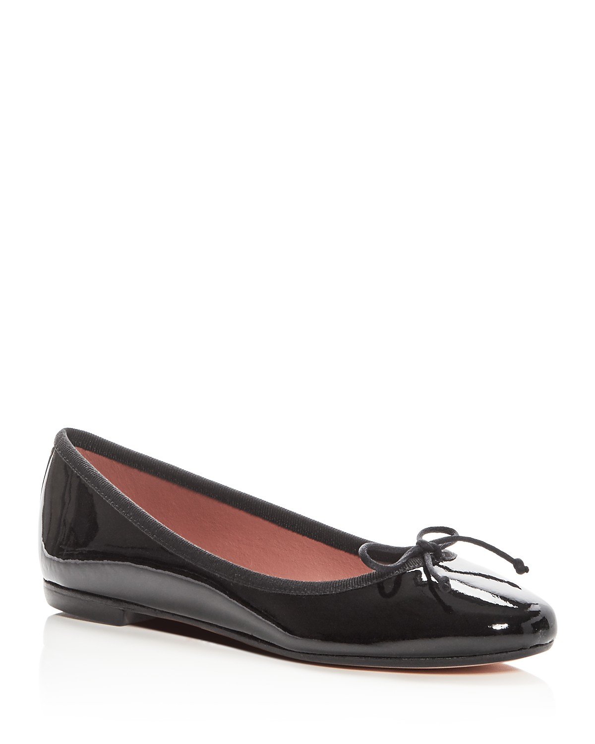 Fashionable For Sale Bloomingdale's Women's Kacey Italian Leather Ballet Flats - 100% Exclusive Recommend Discount Cheap Sale Visit Outlet 2018 New WmouDJWUAa