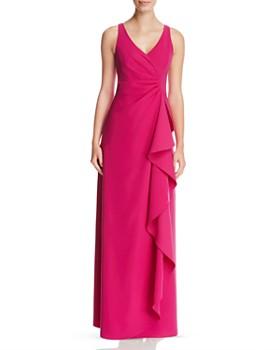 Armani - Ruffled Gown
