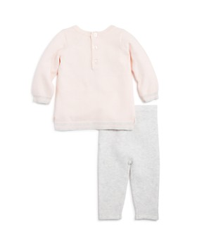 Bloomie's - Girls' Heart Sweater & Leggings Set, Baby - 100% Exclusive