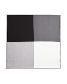 The Men's Store at Bloomingdale's Dot Border Pocket Square - 100% Exclusive_0