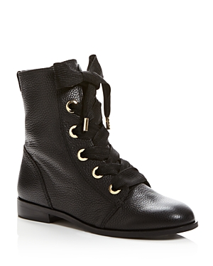kate spade new york Raquel Lace Up Combat Booties