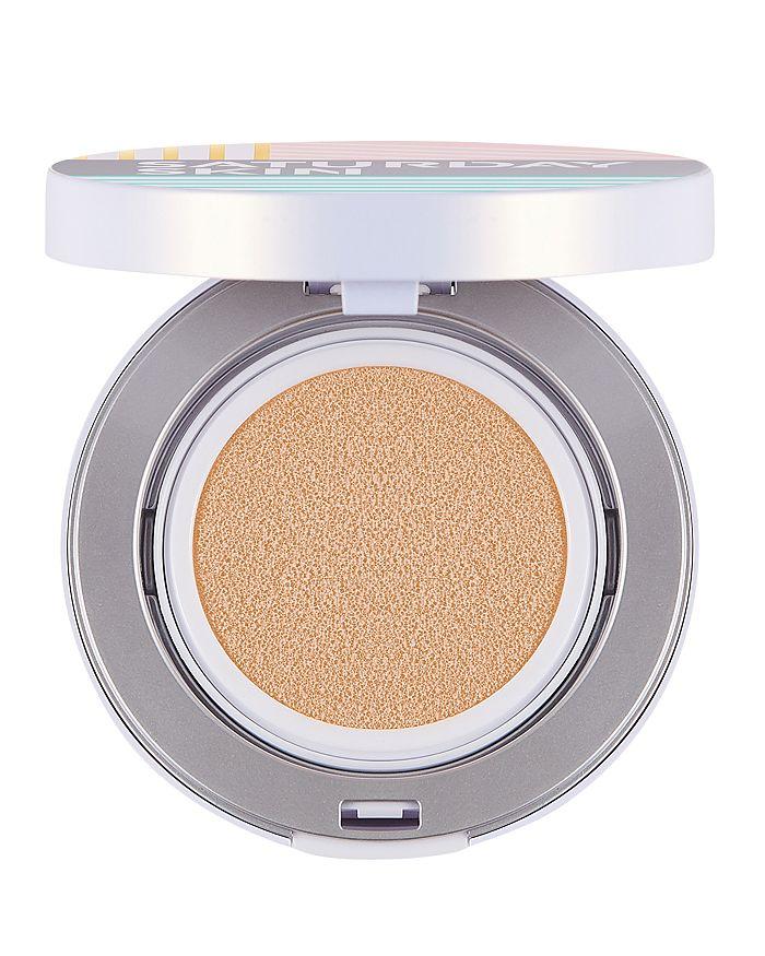 Saturday Skin - All Aglow Sunscreen Perfecting Cushion Compact SPF 50