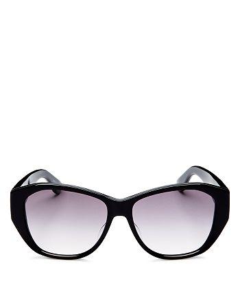 Saint Laurent - Women's Square Sunglasses, 55mm