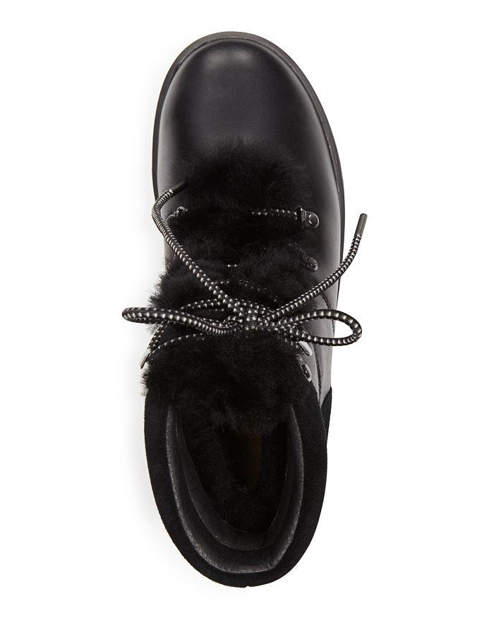 ebaafeede36 Vicki Waterproof Leather & Sheepskin Boots