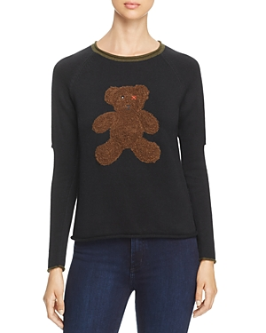 Lisa Todd Teddy Graphic Sweater