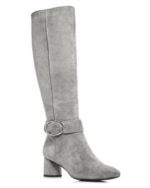 Donald Pliner Women's Caye Suede High Heel Boots