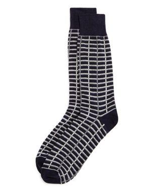 The Men's Store at Bloomingdale's Basket Weave Socks