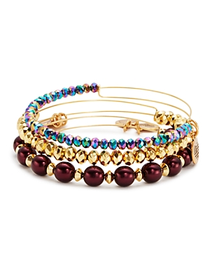 Alex and Ani Expandable Wire Bangles, Set of 3 - 100% Exclusive