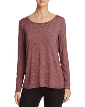 Marc New York Performance Lace-Up Back Top