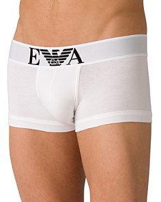 Emporio Armani Stretch Cotton Trunk - Bloomingdale's_0