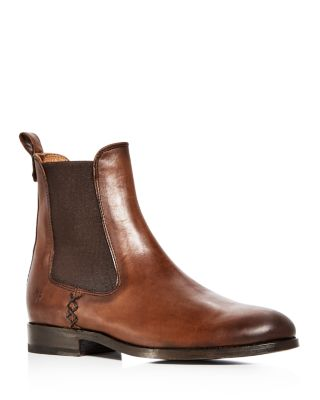 Melissa Leather Chelsea Boots