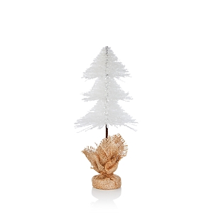 Bloomingdale's White Glitter Tree, 13 - 100% Exclusive
