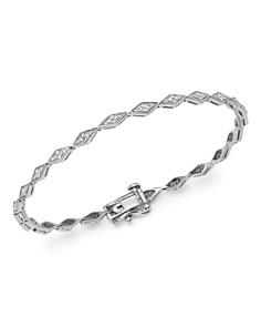 Mens Diamond Tennis Bracelet Bloomingdale S