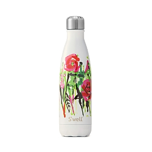 S'well Breast Cancer Awareness Karma in Bloom Bottle, 17 oz.
