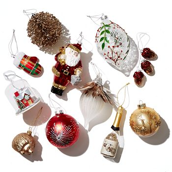 Bloomingdale's - Ski Chalet All Day Ornaments & Décor - 100% Exclusive
