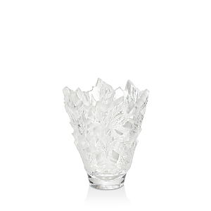 Lalique Clothing CHAMPS-ELYSEES VASE, CLEAR