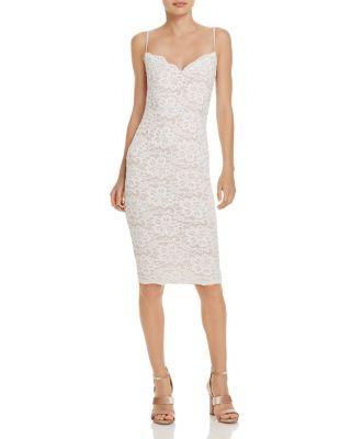 eb379624392f Nookie Paris Lace Midi Dress   Bloomingdale's