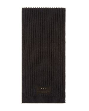 John Varvatos Star Usa Plated Thermal Knit Scarf