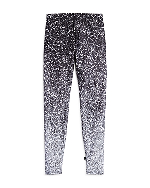 Terez Girls' Ombre Glitter-Print Leggings - Little Kid