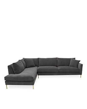 Luxury Sectional Sofas & Designer Sectional Couches - Bloomingdale\'s ...