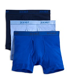 2(X)IST Cotton Boxer Briefs - Pack of 3 - Bloomingdale's_0
