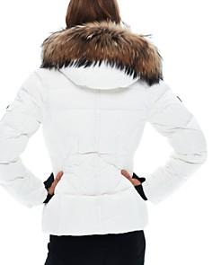 SAM. - Blake Fur-Trim Matte Down Coat
