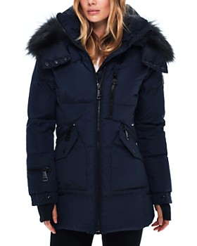87279bbbe7d0 SAM. - Fur Cruiser Down Coat ...