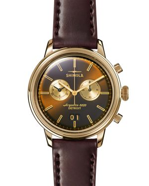 Shinola Men's Bedrock Chronograph Watch, 42mm
