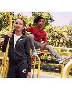 Nike - Boys' Swoosh Pullover Hoodie - Little Kid