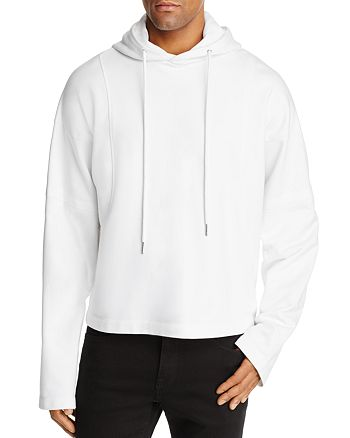 Helmut Lang - Distorted Arm Hooded Sweatshirt