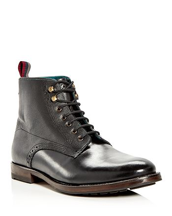 Ted Baker - Men's Dhavin Leather Lace Up Boots