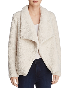 Jack by Bb Dakota Adderly Faux Shearling Jacket
