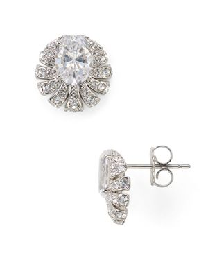 Nadri Gladys Stud Earrings