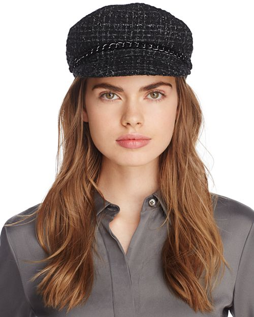 Eugenia Kim - Marina Tweed Newsboy Cap