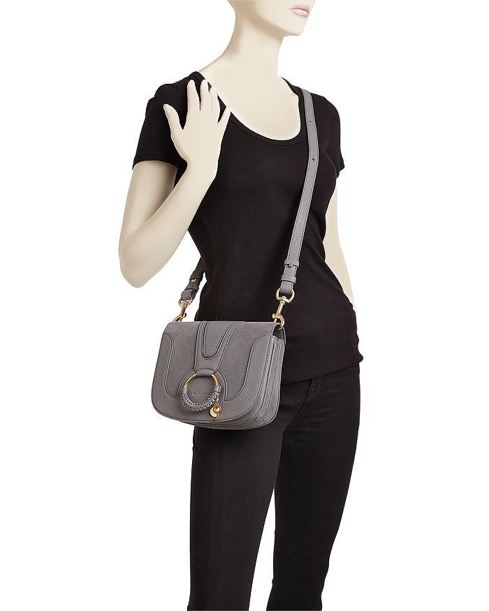 9875697047ae9 See by Chloé - Hana Mini Suede   Leather Crossbody