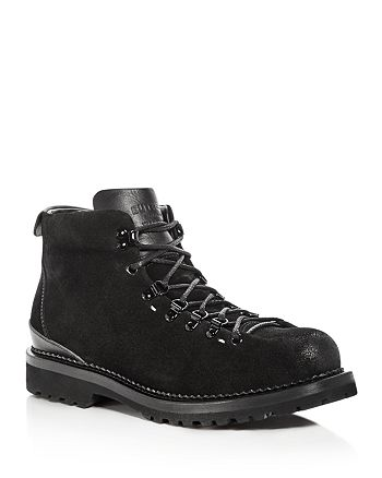 Buttero - Men's Canalone Suede Hiker Boots