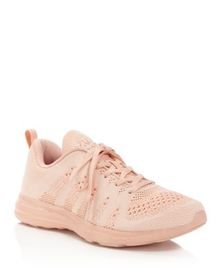 $Athletic Propulsion Labs Women's TechLoom Pro Knit Lace Up Sneakers - Bloomingdale's