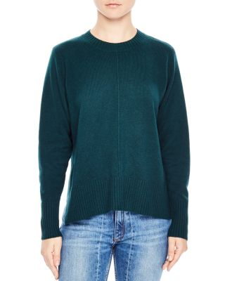 Sandro  GILDA WOOL & CASHMERE SWING SWEATER