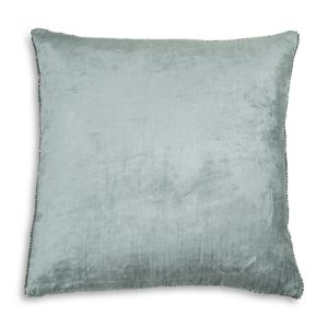 Michael Aram Beaded Velvet Decorative Pillow, 18 x 18