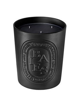 diptyque - Black Baies Small Scented Candle