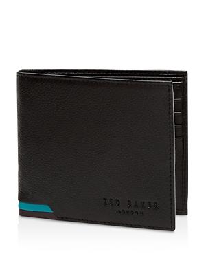 Ted Baker Cornsip Leather Wallet