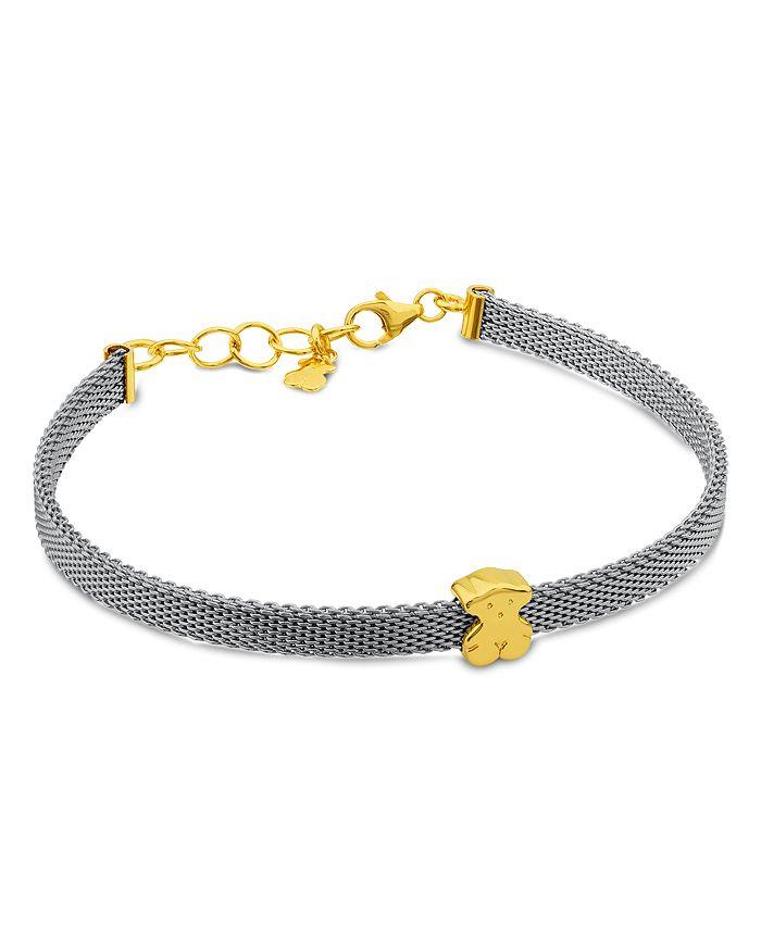 TOUS - Bear Mesh Bracelet
