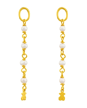 Click here for Tous Cultured Freshwater Pearl Earring Extensions prices