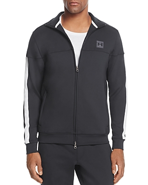 Under Armour Black Sportstyle Track Jacket