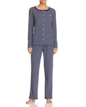 Ralph Lauren - Fashion Knits Long Pajama Set
