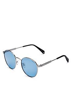 Polaroid - Women's Polarized Round Sunglasses, 51mm