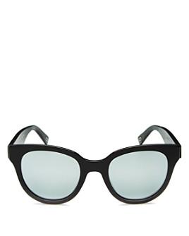 MARC JACOBS - Women's Mirrored Round Sunglasses, 50mm