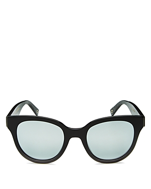 Marc Jacobs Women's Mirrored Round Sunglasses, 50mm