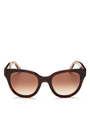 Marc Jacobs Pantos Round Sunglasses, 50mm